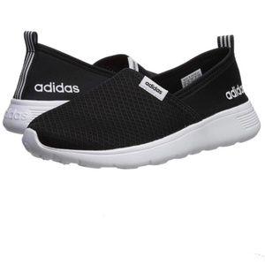 adidas NEO Women's Lite Racer Slip On Sneaker Sz 9